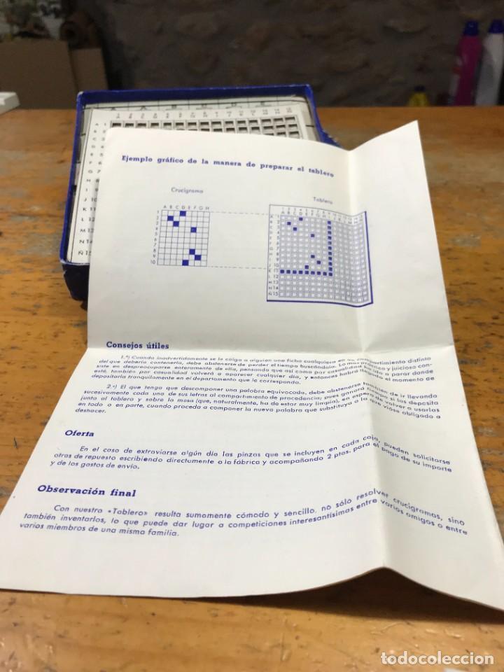 Juegos de mesa: crucigrama internacional perpetuo - Foto 4 - 222488037