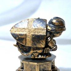 Juegos de mesa: FIGURA PEON AJEDREZ DE HARRY POTTER, PLANETA DEAGOSTINI ,2007. Lote 222535462