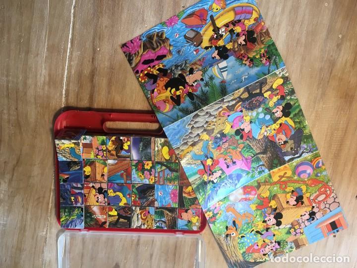 Juegos de mesa: Juego de Rompecabezas en cubos de plástico de Disney. Clementoni. - Foto 2 - 222739575