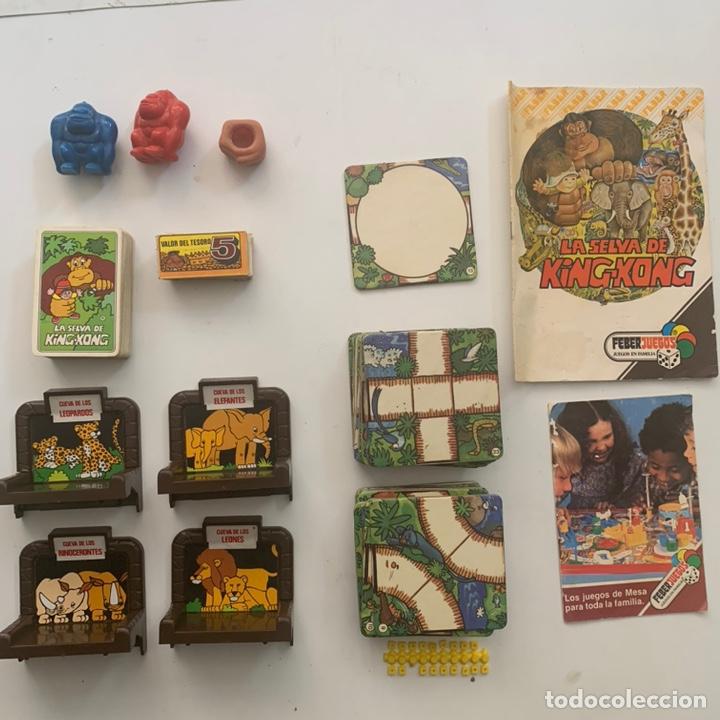 Juegos de mesa: Juego de mesa la selva de King-Kong Feber Feberjuegos - Foto 4 - 222749242