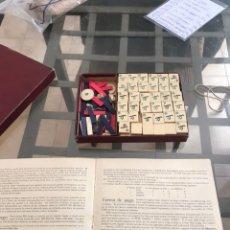 Jogos de mesa: ANTIGUO JUEGO ROYAL MAH JONGG. Lote 222750393