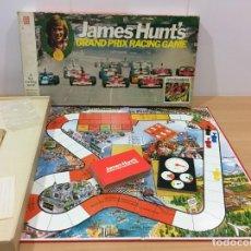 Juegos de mesa: JUEGO DE MESA DE CARRERAS F1 - JAMES HUNT´S GRAND PRIX RACING GAME (1976), POR DENYS FISHER. Lote 222847867