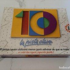 Juegos de mesa: LA PISTA CLAVE EDUCA. Lote 222897042