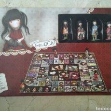 Juegos de mesa: JUEGO DE LA OCA SANTORO. Lote 222897610