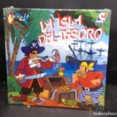 Juegos de mesa: LA ISLA DEL TESORO DE CEFA-NUEVO. Lote 223296747