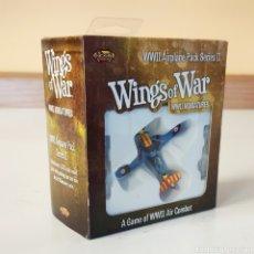 Giochi da tavolo: WINGS OF WAR - WWII PACK SERIES II - WOW140-C DEWOITINE D.520 (LE GLOAN). Lote 223565025