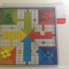 Juegos de mesa: JUEGO MAGNÉTICO PARCHIS - AÑOS 70 *** RIMA *** VER FOTOGRAFIAS. Lote 224848770
