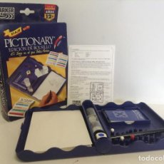 Juegos de mesa: PICTIONARY - EDICIÓN DE BOLSILLO - AÑO 1994 *** PARKER*** COMPLETO. Lote 224850143