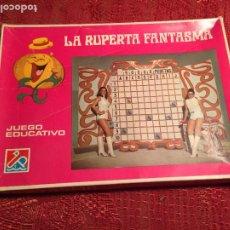 Giochi da tavolo: ANTIGUO JUEGO DE MESA LA RUPERTA FANTASMA EN CAJA ORIGINAL AÑOS 70. Lote 224901658
