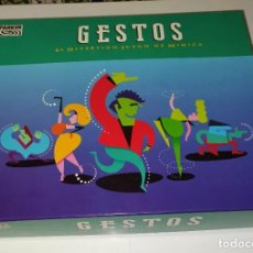 Juegos de mesa: JUEGO DE MESA GESTOS DE PARKER AÑO 1991.. Lote 225186555