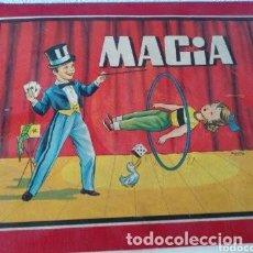 Juegos de mesa: ANTIGUA CAJA MAGIA BORRAS NÚMERO 3. Lote 225235070