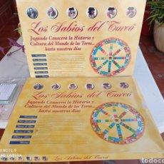 Juegos de mesa: JUEGO DE MESA LOS SABIOS DEL TOREO. Lote 225493205