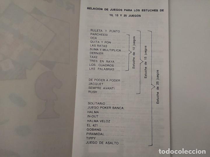 Juegos de mesa: JUEGOS REUNIDOS 25 - GEYPER EN UN ESTADO MUY BUENO COLECCIONISMO - Foto 6 - 226338220