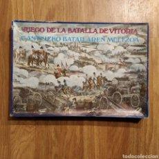 Juegos de mesa: WARGAME JUEGO LA BATALLA DE VITORIA. GUERRA DE INDEPENDENCIA. SIN USAR COMPLETO. NO AVALON HILL NEC. Lote 226601230