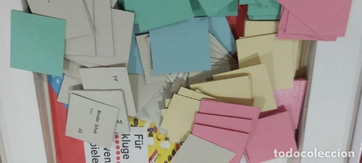 Juegos de mesa: ANTIGUO JUEGO DE WELTRIESE - Foto 10 - 226796171