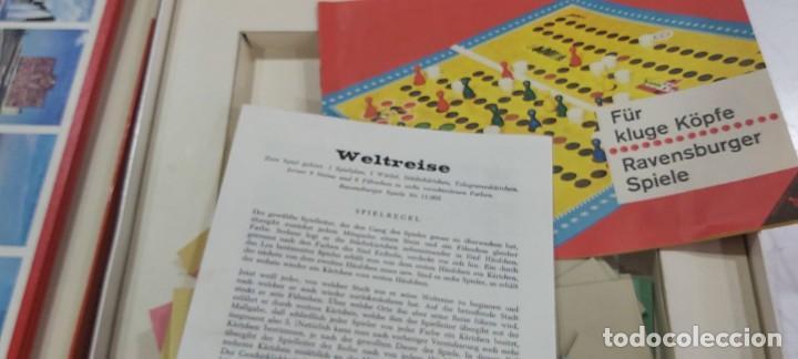 Juegos de mesa: ANTIGUO JUEGO DE WELTRIESE - Foto 11 - 226796171