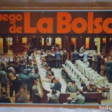 Juegos de mesa: JUEGO DE MESA LA BOLSA DE EDUCA. COMPLETO. AÑOS 70. Lote 227207595