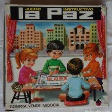 Juegos de mesa: JUEGO DE MESA LA PAZ DE JUGUETES MEDITERRÁNEO. AÑOS 70. Lote 227208640