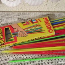 Juegos de mesa: JUEGO ORIENTAL MIKADO CON CAJA ORIGINAL. AÑOS 80. Lote 227243255