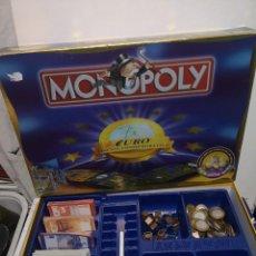 Jogos de mesa: MONOPOLY EURO. Lote 227764377