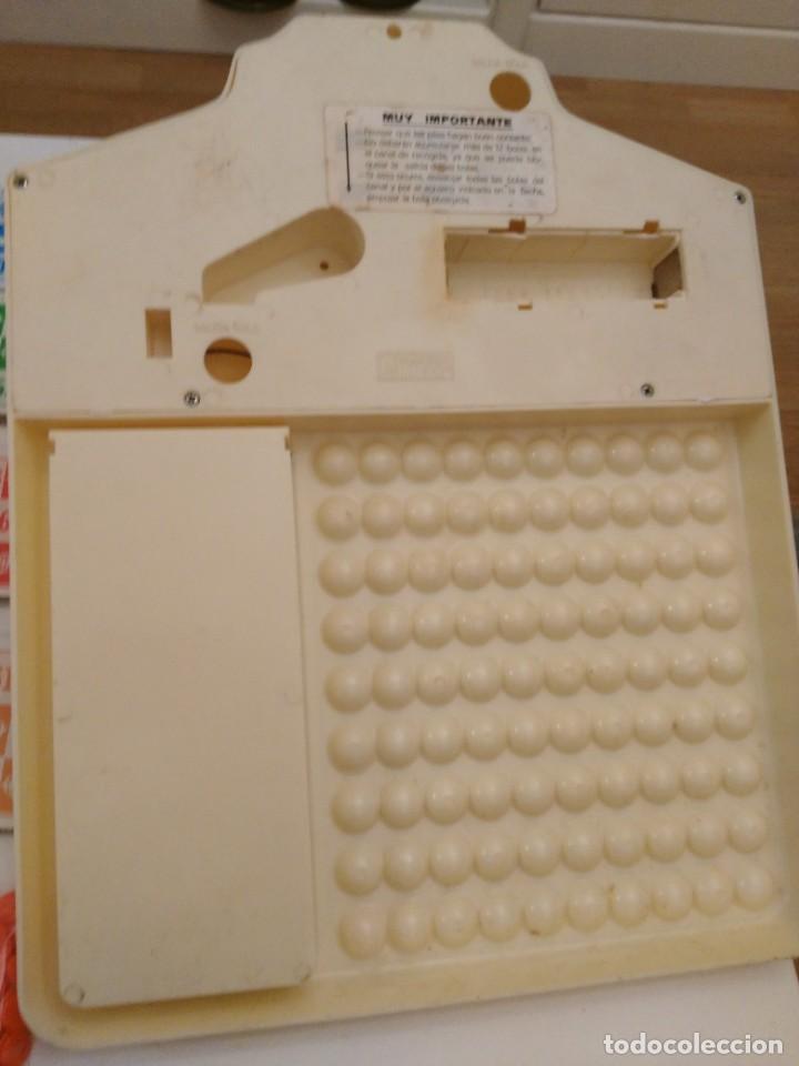 Juegos de mesa: BINGO ELECTRICO AUTOMATICO de sobremesa , AÑOS 80 CHICOS leer descripcion - no funciona - Foto 5 - 227775625