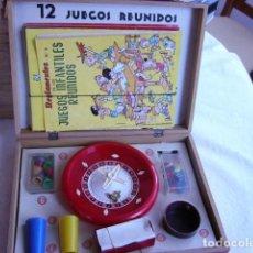 Jeux de table: JUEGOS REUNIDOS GEYPER Nº 0 AÑOS 50 EN BUEN ESTADO. Lote 228461515