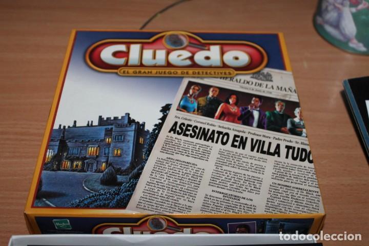 JUEGO CLUEDO (Juguetes - Juegos - Juegos de Mesa)