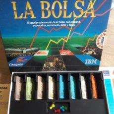 Juegos de mesa: LA BOLSA EDUCA JUEGO DE MESA. Lote 229225485