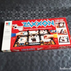 Giochi da tavolo: JUEGO DE MESA ZAXXON COMPLETO CON INSTRUCCIONES EN BUEN ESTADO - JUGUETES MB - SEGA. Lote 229621650
