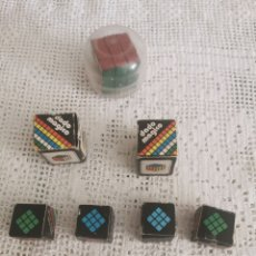 Juegos de mesa: LOTE DE DADOS MAGNÉTICOS. Lote 231013635