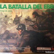 Giochi da tavolo: JUEGO LA BATALLA DEL EBRO A ESTRENAR NIKE AND COOPER. Lote 231400855