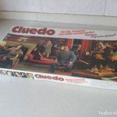 Juegos de mesa: ANTIGUO JUEGO CLUEDO (DE LOS PRIMEROS, VER CAJA). Lote 231476075