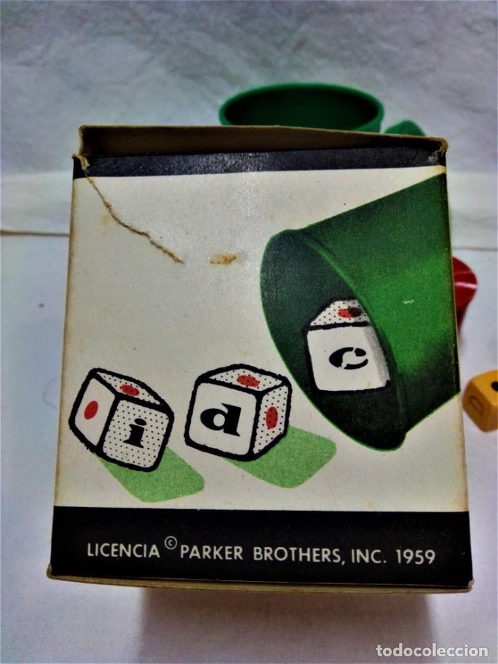 Juegos de mesa: JUEGO NEVER SAY DIE,EXCLUSIVA JUGUETES BORRÁS-MATARÓ.LICENCIA PARKER BROTHERS,INC,AÑO 1959. - Foto 3 - 231798745