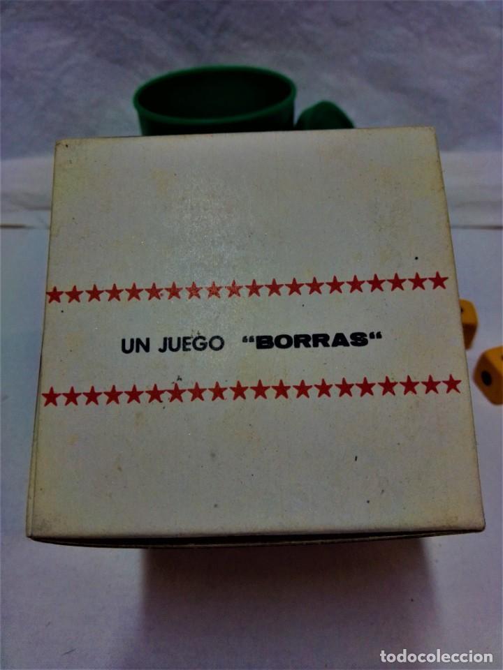 Juegos de mesa: JUEGO NEVER SAY DIE,EXCLUSIVA JUGUETES BORRÁS-MATARÓ.LICENCIA PARKER BROTHERS,INC,AÑO 1959. - Foto 5 - 231798745