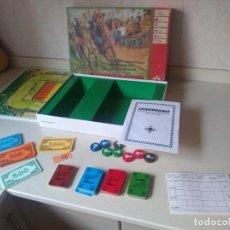 Juegos de mesa: ANTIGUO JUEGO DE APUESTAS CANODROMO. Lote 231859450