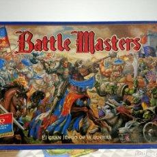 Jeux de table: BATTLE MASTERS DE MB JUEGOS (1992). Lote 232030440