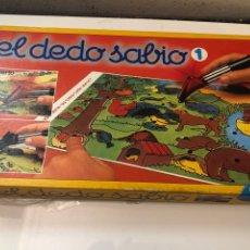 Juegos de mesa: JUEGO ANTIGUO DEDO SABIO 1 EDUCA 82. Lote 232038905