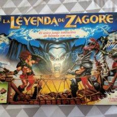 Jeux de table: LA LEYENDA DE ZAGORE DE PARKER (1993). Lote 232187465