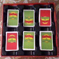 Juegos de mesa: MANZANAS CON MANZANAS MATTEL 2008 COMPLETO. Lote 232289545