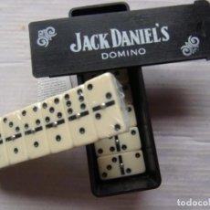 Juegos de mesa: DOMINO JACK DANIEL'S - JUEGO DE MESA- SIN USAR. Lote 232896570