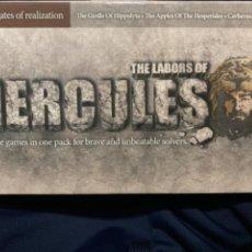 Juegos de mesa: JUEGO MESA THE LABORS OF HERCULES. Lote 233170640