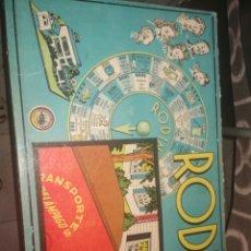 Juegos de mesa: JUEGO DE MESA RODIN. Lote 233900845