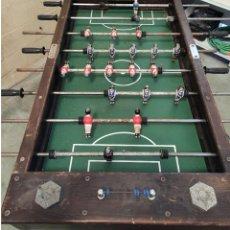 Juegos de mesa: FUTBOLÍN PORTUGUÉS ANTIGUO. Lote 235125170
