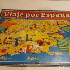 Juegos de mesa: VIAJE POR ESPAÑA DE JUEGOS EDUCA / AÑOS 80 / CASI COMPLETO / MUY BUEN ESTADO.. Lote 235162050