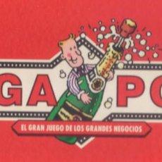 Juegos de mesa: MEGAPOLY - EL GRAN JUEGO DE LAS FINANZAS - DE 2 A 6 JUGADORES. Lote 235416820