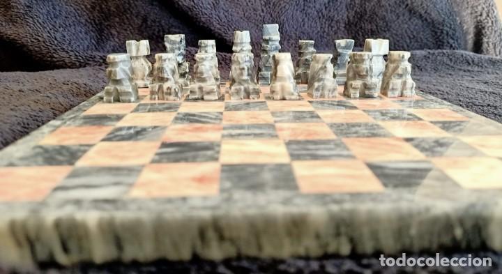 Juegos de mesa: Ajedrez de Marmol - Foto 2 - 235577725