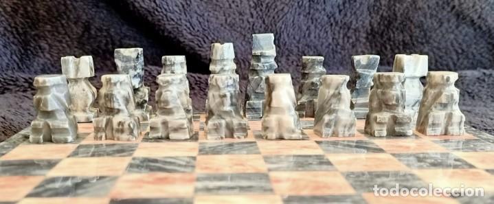 Juegos de mesa: Ajedrez de Marmol - Foto 3 - 235577725