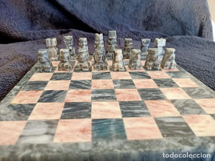Juegos de mesa: Ajedrez de Marmol - Foto 5 - 235577725