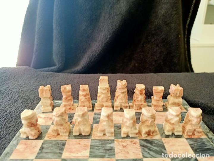 Juegos de mesa: Ajedrez de Marmol - Foto 7 - 235577725