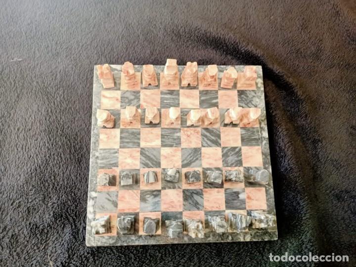 Juegos de mesa: Ajedrez de Marmol - Foto 9 - 235577725
